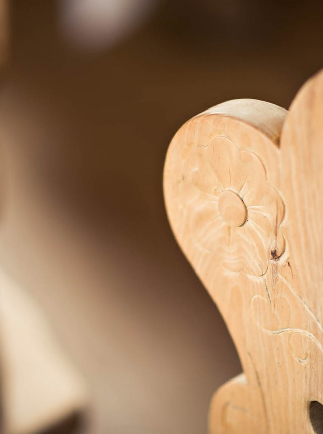 Talvo Stuhl Detail